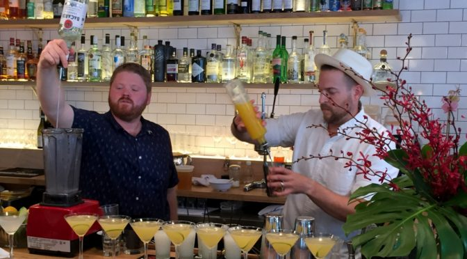 Inside Bacardi's National Daiquiri Day Bar Crawl at Tales of the Cocktail 2016
