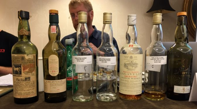 Lagavulin Brings its Ultra-Rare Whisky And Stories to Tales of the Cocktail
